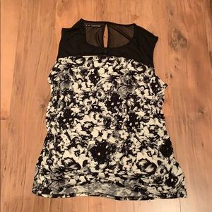 🎉 3 for $15 🎉 black and white blouse